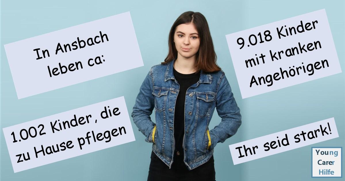 Ansbach, Young Carer, pflegende, Jugendliche, Kinder, sucht, kranke Eltern, psychisch, Hospiz, Hospizverein, Trauerbegleitung, Kresbs, Schulverweigerer, Jugendpflege, MS, ALS, pflegende Angehörige,