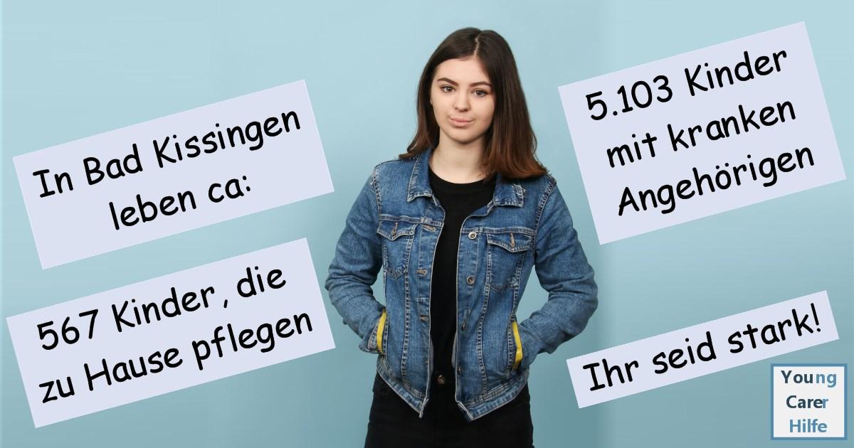 Bad Kissingen, Young Carer, pflegende, Jugendliche, Kinder, sucht, kranke Eltern, psychisch, Hospiz, Hospizverein, Trauerbegleitung, Kresbs, Schulverweigerer, Jugendpflege, MS, ALS, pflegende Angehörige,
