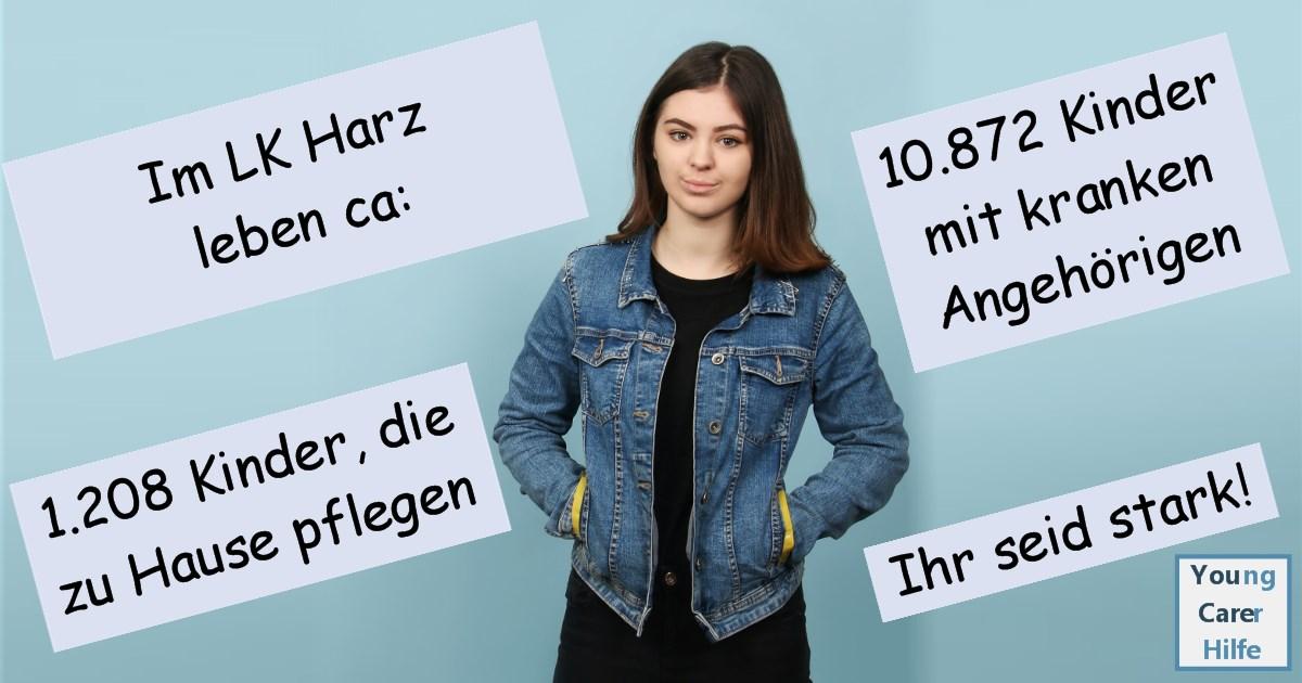 Harz, Young Carer, pflegende, Jugendliche, Kinder, sucht, kranke Eltern, psychisch, Hospiz, Hospizverein, Trauerbegleitung, Kresbs, Schulverweigerer, Jugendpflege, MS, ALS, pflegende Angehörige,