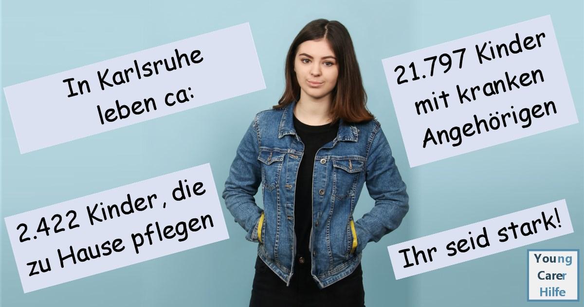Karlsruhe, Young Carer, pflegende, Jugendliche, Kinder, sucht, kranke Eltern, psychisch, Hospiz, Hospizverein, Trauerbegleitung, Kresbs, Schulverweigerer, Jugendpflege, MS, ALS, pflegende Angehörige,