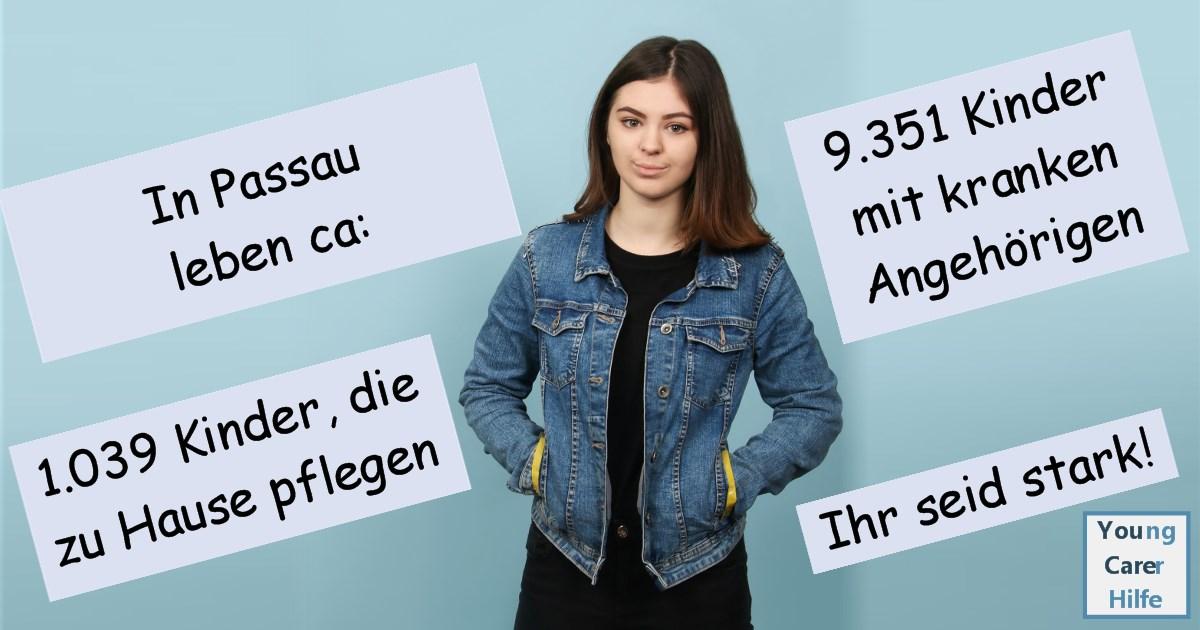 Passau, Young Carer, pflegende, Jugendliche, Kinder, sucht, kranke Eltern, psychisch, Hospiz, Hospizverein, Trauerbegleitung, Kresbs, Schulverweigerer, Jugendpflege, MS, ALS, pflegende Angehörige,