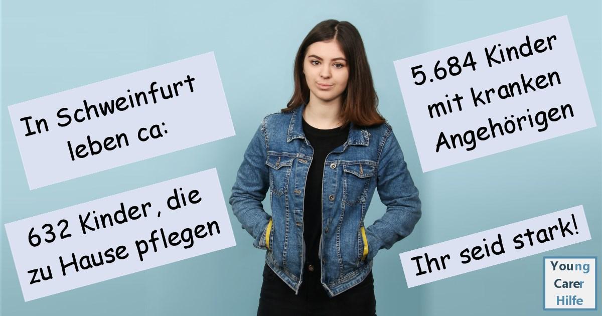 Schweinfurt, Young Carer, pflegende, Jugendliche, Kinder, sucht, kranke Eltern, psychisch, Hospiz, Hospizverein, Trauerbegleitung, Kresbs, Schulverweigerer, Jugendpflege, MS, ALS, pflegende Angehörige,