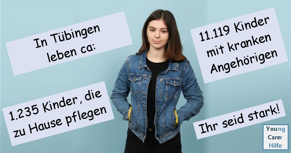 Tübingen, Young Carer, pflegende, Jugendliche, Kinder, sucht, kranke Eltern, psychisch, Hospiz, Hospizverein, Trauerbegleitung, Kresbs, Schulverweigerer, Jugendpflege, MS, ALS, pflegende Angehörige,
