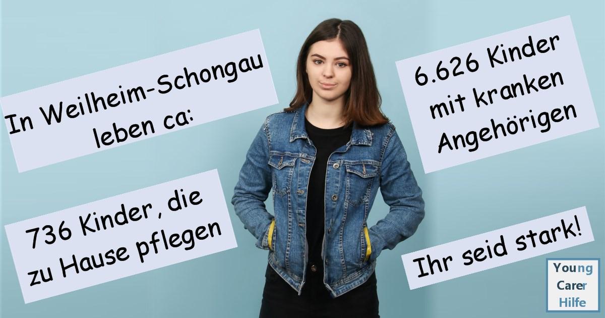 Weilheim, Schongau, Young Carer, pflegende, Jugendliche, Kinder, sucht, kranke Eltern, psychisch, Hospiz, Hospizverein, Trauerbegleitung, Kresbs, Schulverweigerer, Jugendpflege, MS, ALS, pflegende Angehörige,