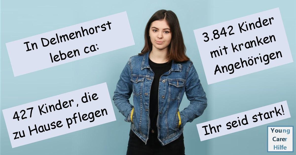 Delmenhorst, Young Carer, pflegende, Jugendliche, Kinder, sucht, kranke Eltern, psychisch, Hospiz, Hospizverein, Trauerbegleitung, Krebs, Schulverweigerer, Jugendpflege, MS, ALS, pflegende Angehörige,