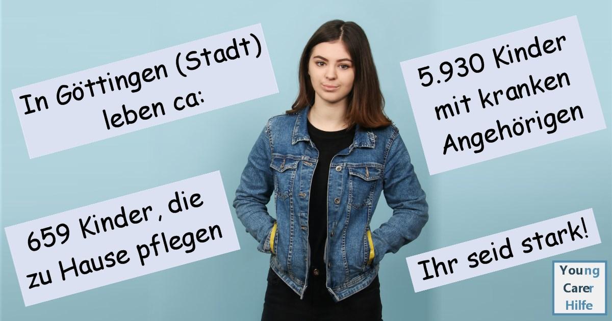 Göttingen, Young Carer, pflegende, Jugendliche, Kinder, sucht, kranke Eltern, psychisch, Hospiz, Hospizverein, Trauerbegleitung, Krebs, Schulverweigerer, Jugendpflege, MS, ALS, pflegende Angehörige,