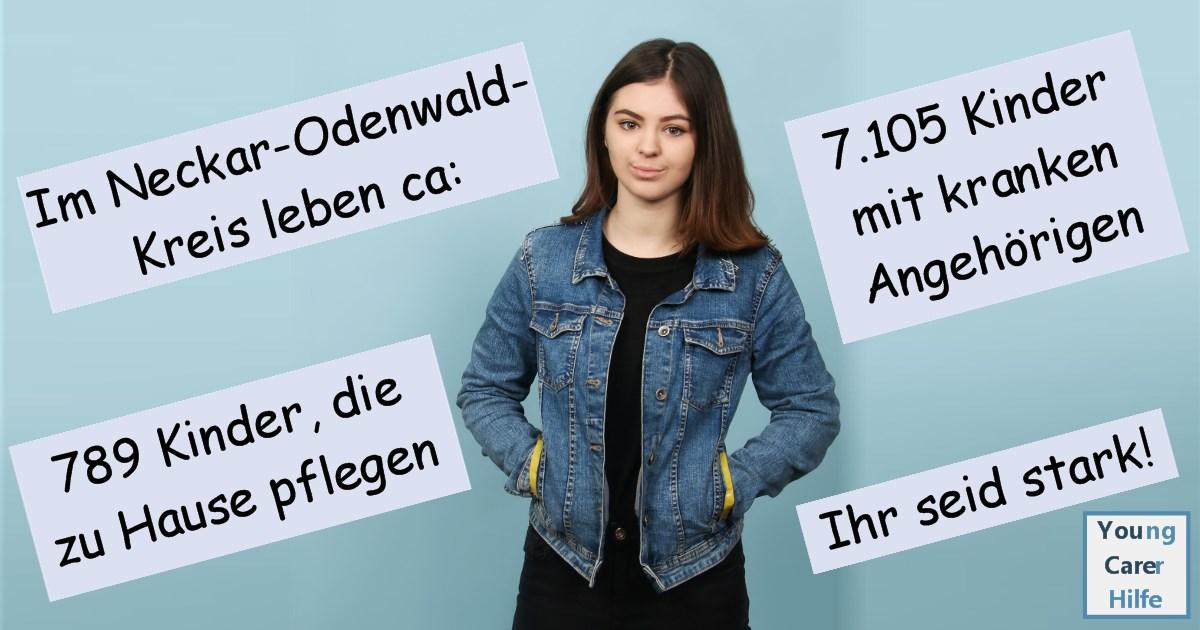 Neckar-Odenwald-Kreis, Young Carer, pflegende, Jugendliche, Kinder, sucht, kranke Eltern, psychisch, Hospiz, Hospizverein, Trauerbegleitung, Krebs, Schulverweigerer, Jugendpflege, MS, ALS, pflegende Angehörige,