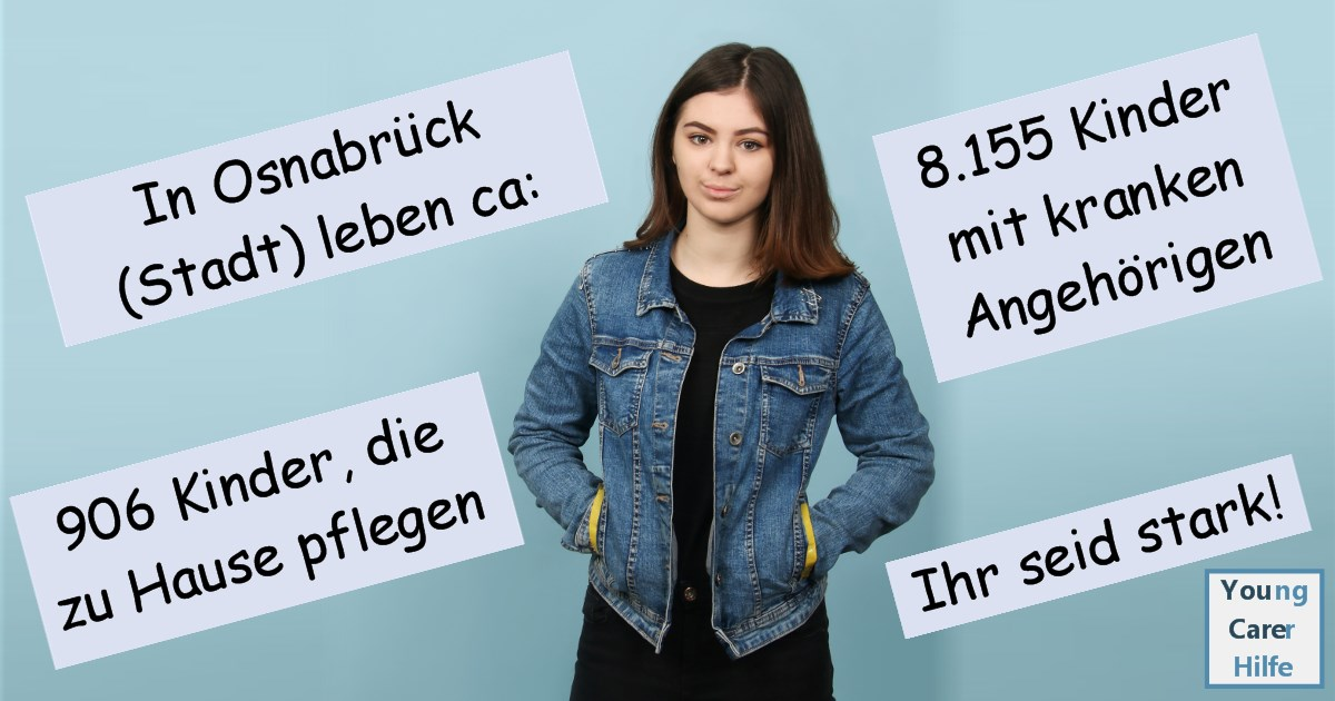 Osnabrück, Young Carer, pflegende, Jugendliche, Kinder, sucht, kranke Eltern, psychisch, Hospiz, Hospizverein, Trauerbegleitung, Krebs, Schulverweigerer, Jugendpflege, MS, ALS, pflegende Angehörige,