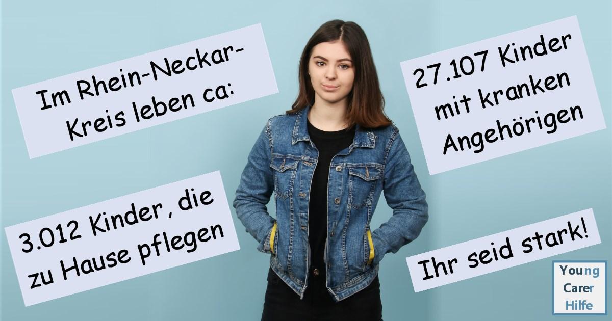 Rhein-Neckar-Kreis, Young Carer, pflegende, Jugendliche, Kinder, sucht, kranke Eltern, psychisch, Hospiz, Hospizverein, Trauerbegleitung, Krebs, Schulverweigerer, Jugendpflege, MS, ALS, pflegende Angehörige,