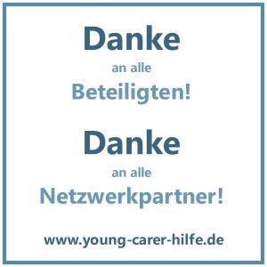 Young Carer, Arbeitskreis, Arbeitsgruppe, Netzwerk, junge Pflegende, Kinder kranker Eltern
